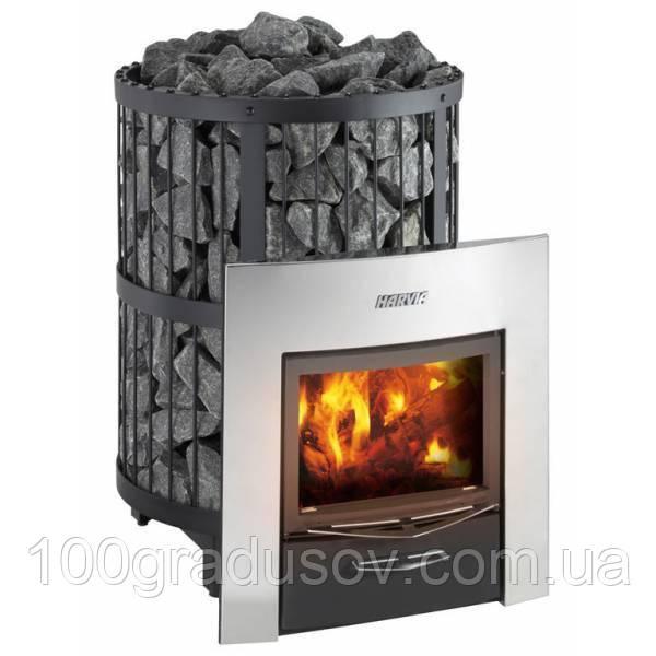 Печь на дровах для бани Harvia Legend 240 Duo