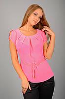 Яркая летняя блуза