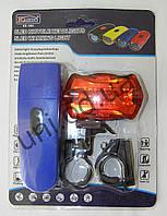 Комплект фонарей велосипедных, для детских колясок, туризма Kaikuo KK-860