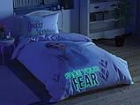 """Набор детского светящегося постельного белья TAC Frozen 2 Double """"Холодное сердце 2 часть"""" двустороннее, фото 2"""