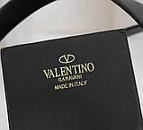 Сумка шоппер від Валентино, шкіряна репліка, фото 9