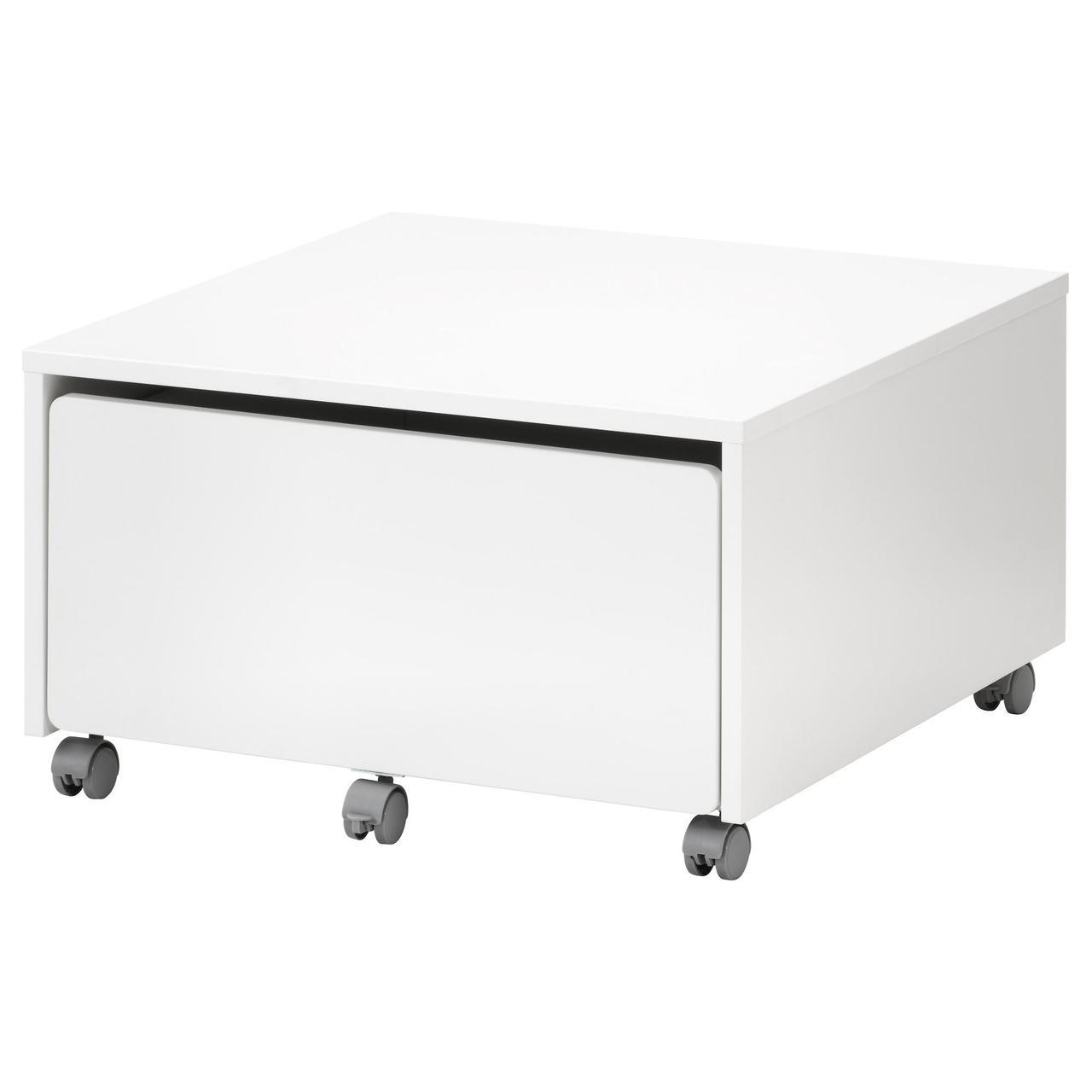 Ящик для хранения на колесиках IKEA SLÄKT 803.629.74