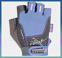 Перчатки женские для фитнеса и занятий в спортзале Woman's Power PS-2570 XL Purple
