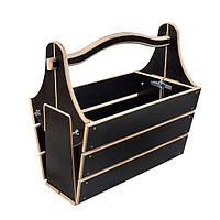 Раскладной столик корзина для пикника