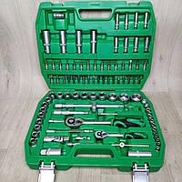 Набор ключей головок INTERTOOL 94 единицы