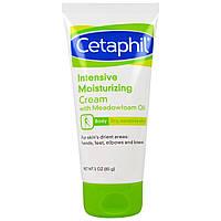 Cetaphil, Интенсивный увлажняющий крем с маслом пенника лугового, 3 унции85 г, официальный сайт