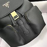 Рюкзак Прада натуральна шкіра, фото 6