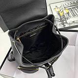 Рюкзак Прада натуральна шкіра, фото 9