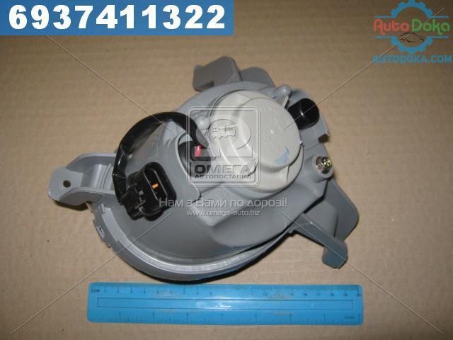 Фара противотуманная правая ШЕВРОЛЕТ AVEO T250 (производство  TEMPEST) ШЕВРОЛЕТ, 016 0106 H2C