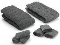 Стальная вата, шерсть 0000, Steel Wool, 1 метр,  Borma Wachs