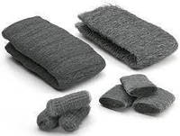 Стальная вата, шерсть 0, Steel Wool, 1 метр,  Borma Wachs