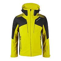 Горнолыжная куртка Fischer Hans Knauss Evening Yellow 2020