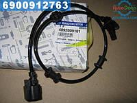 ⭐⭐⭐⭐⭐ Датчик ABS передний Kyron, Actyon Sports 2012 (производство  Ssangyong)  4892009101