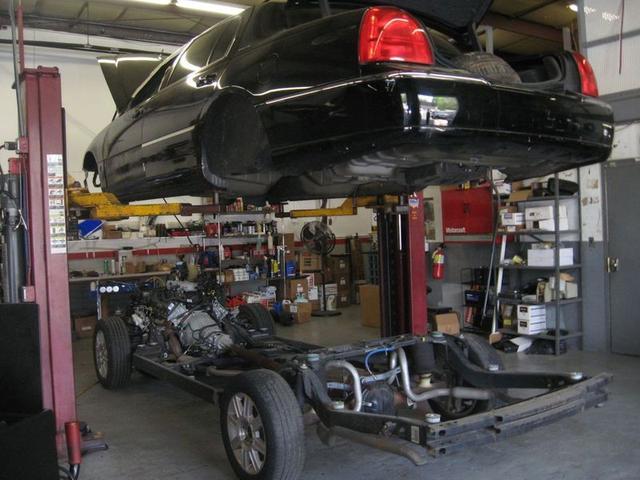 Диагностика и ремонт ходовой части автомобиля - изображение