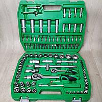 Набор ключей головок  INTERTOOL 108 единиц инструментов, фото 1