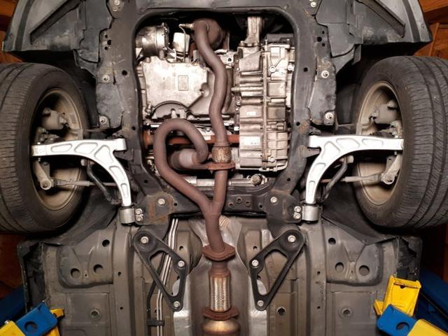 Устройство ходовой части автомобиля - изображение