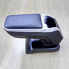 Подлокотник Armcik S4 со сдвижной крышкой и регулируемым наклоном для Toyota Verso 2009-2013 / lift 2013+