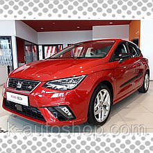 Молдинги на двери Seat Ibiza 5dr 2017>