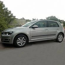 Молдинги на двері для Volkswagen Golf VII 2012-2020