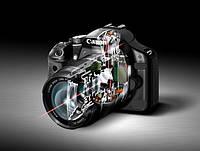 Ремонт фотоаппаратов Canon в Киеве