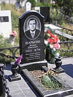 Памятники из гранита. Изготовление надгробий на кладбище. Установка, фото, более 100 образцов, фото 1