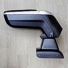 Підлокітник Armcik s4 з зсувною кришкою і регульованим нахилом для Chevrolet Tracker / Trax 2012+