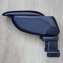 Підлокітник armcik s2 з зсувною кришкою для Mitsubishi Space Star II 5dr hatch /Attrage 4dr sedan 2012-present