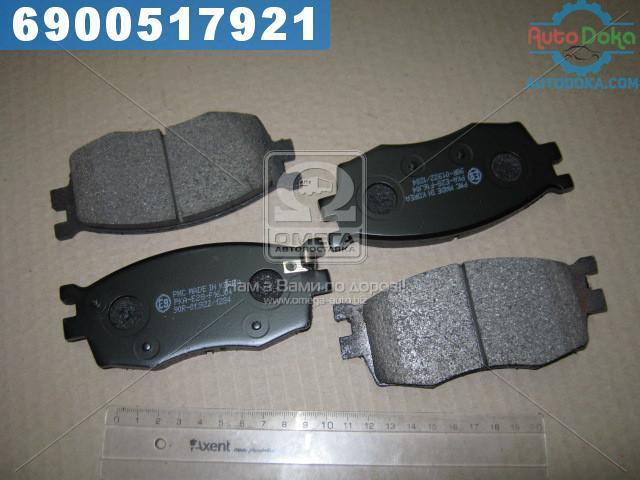 Колодки тормозные дисковые (производство  PARTS-MALL)  PKA-E28