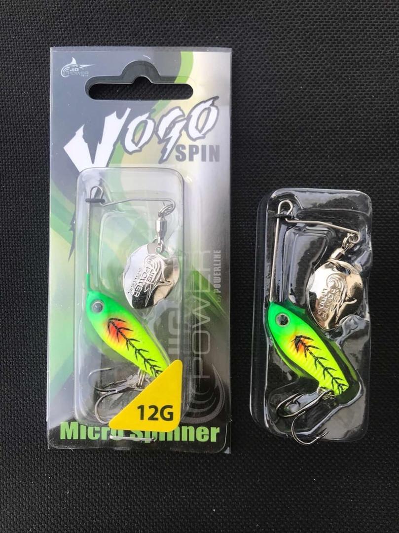 Блесна микро Спиннербейт Micro Spinnerbait YoGo   12g