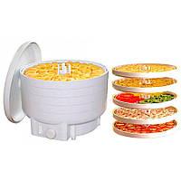 Сушилка для овощей и фруктов (5 секций) 500 Вт, 25 л, БелОМО 8360 (67281)