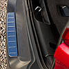Jeep Cherokee 2014+ накладка заднего бампера