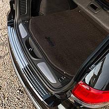 Захисна накладка на задній бампер для Jeep Grand Cherokee 2011+