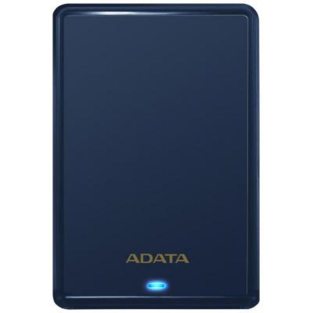 """Внешний жесткий диск 2.5"""" 2TB ADATA (AHV620S-2TU31-CBL)"""