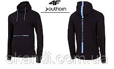 Мужская толстовка Outhorn(Оригинал) черная S\M\L\XL