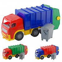 """Машина """"Акрос"""" мусоровоз (6)"""