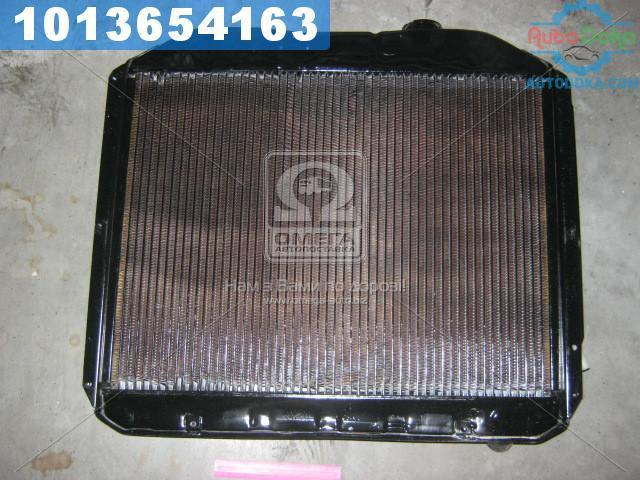Радиатор водяного охлаждения ЗИЛ 130 (3-х рядный ) медный (Дорожная Карта)  130-1301010-С