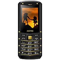 Мобильный телефон Astro B220 Black-Gold, фото 1