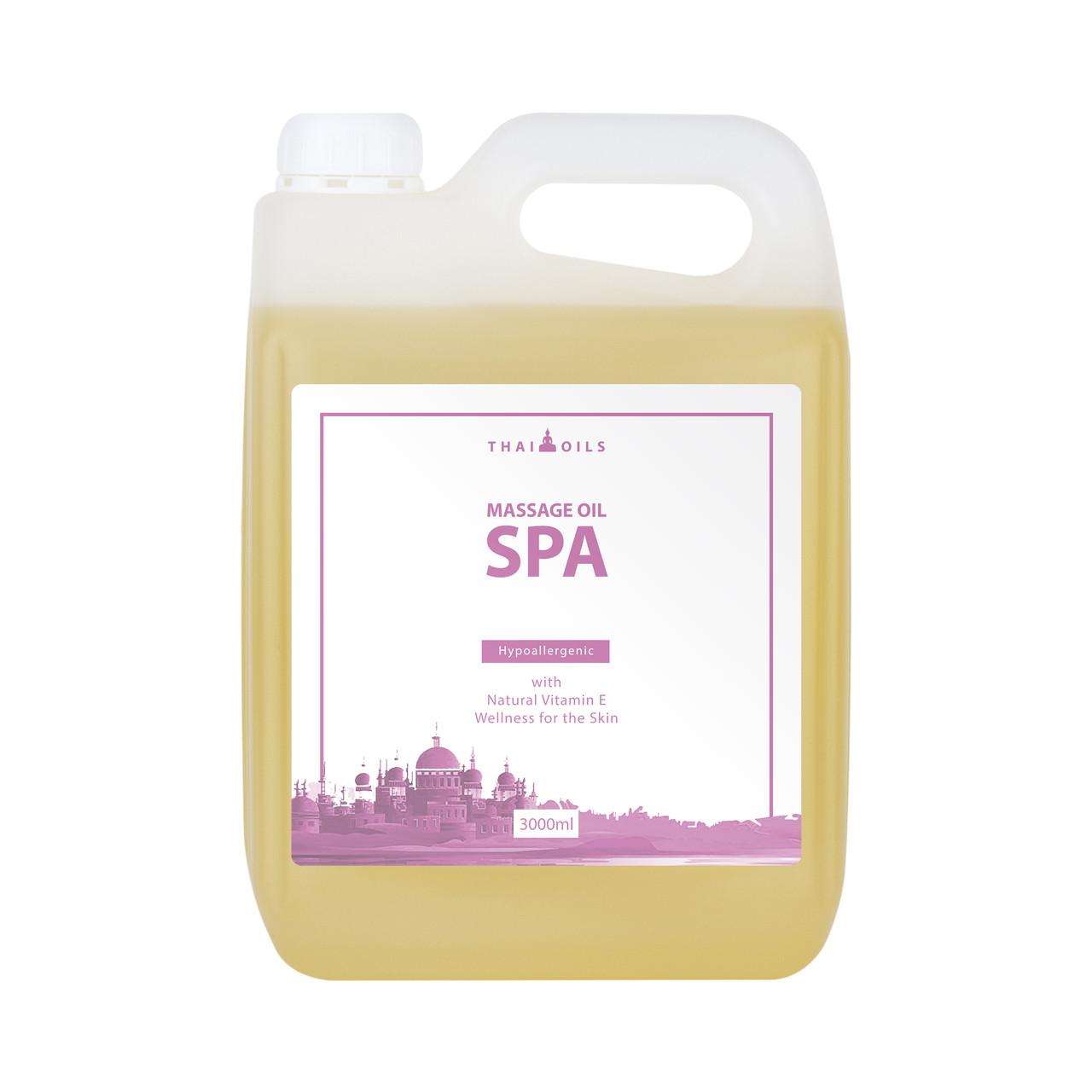 "Массажное масло ""SPA"" 3 литра (СПА)"