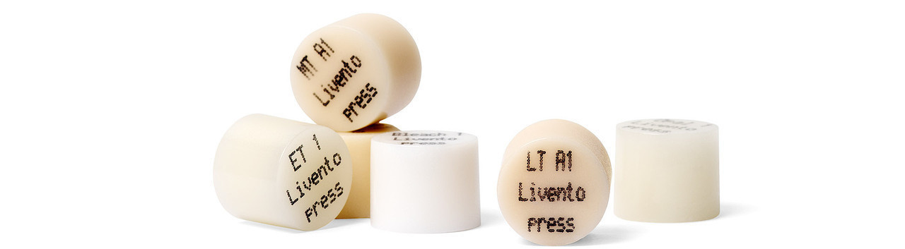 Livento press Bleach 1 LT