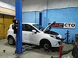 Замена рулевых тяг, наконечников в Киеве, фото 3