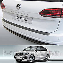 Пластикова накладка заднього бампера для Volkswagen Touareg 2018+