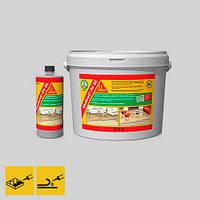 Полиуретановый клей для деревянных напольных покрытий SIKABOND PU 2K (A+B)