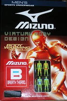 Термобелье Mizuno Bt Under Long Tight A2GB9610-09, фото 2
