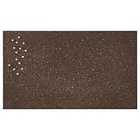 IKEA SVENSAS Доска для заметок с булавками, темно-коричневая пробка, 35x60 см (204.233.91)
