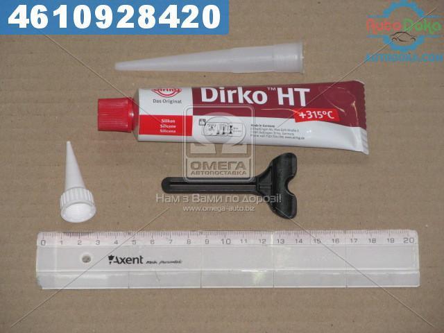 ⭐⭐⭐⭐⭐ Герметик DIRKO HT -50/+300 70Г КРАСНЫЙ (производство  Elring)  705.707