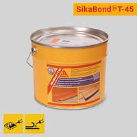 Полуэластичный клей для деревянных полов SikaBond T-45, 15 кг
