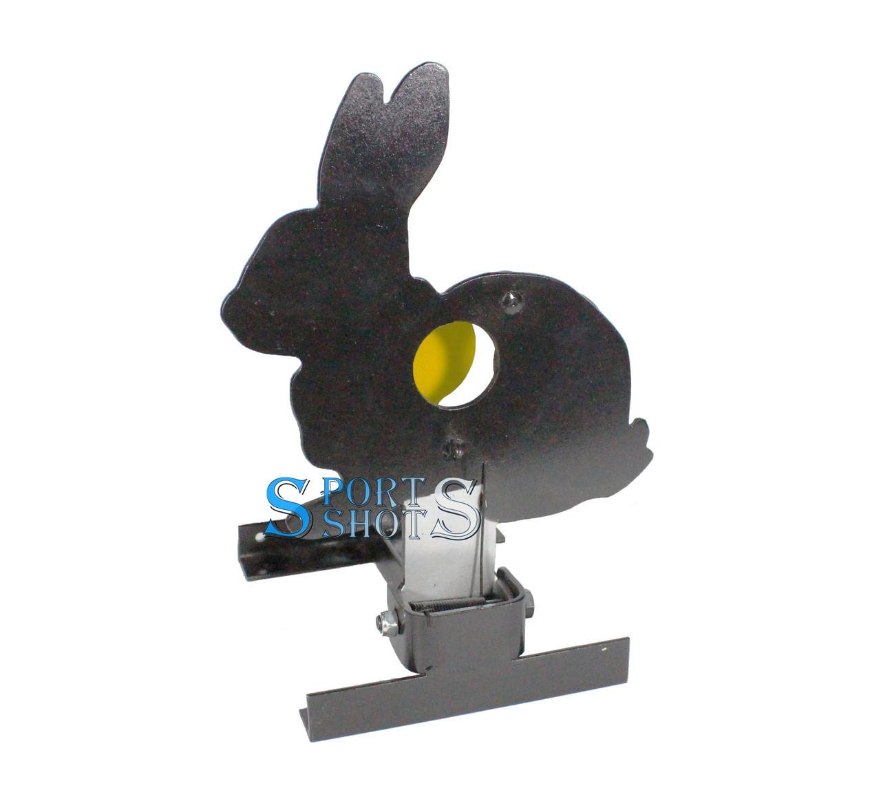 Мишень Заяц с подставкой SportShots для пневматического оружия