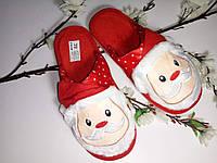 Тапочки теплые комнатные, новогодние - прекрасный подарок в канун праздников