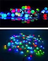 Гирлянды шарики 40шт мальнькие, фото 1