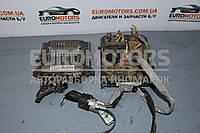 Блок управления двигателем комплект Citroen Berlingo   1996-2008 2.0hdi SW 9653059380
